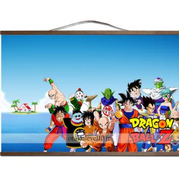 Poster Dragon Ball canevas
