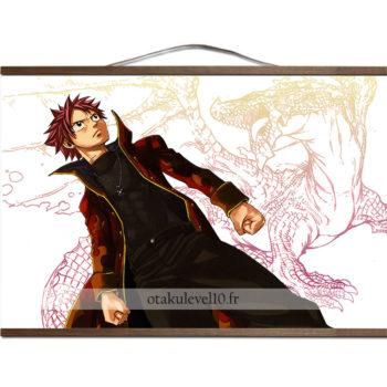 Poster Fairy Tail canevas