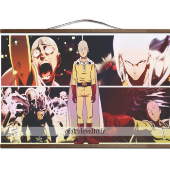 Poster One Punch Man canevas