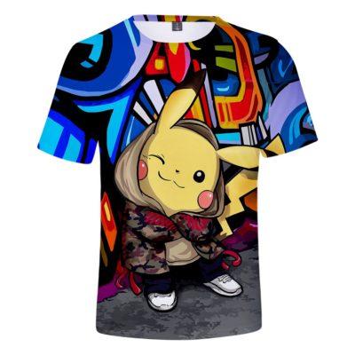 Tee shirt manga enfant