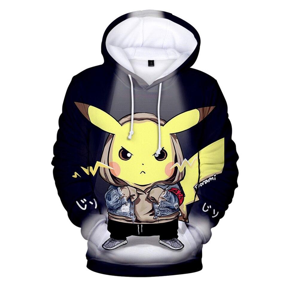Pull enfant Pokemon okoruPika